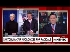 MSNBC Host To Rick Santorum: What Are You Doing About 'White Men With Guns'? | ThinkProgress