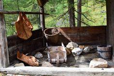 So wurde einst Gold in den Alpen abgebaut  ... #gold #alpen #hohetauern #heiligenblut