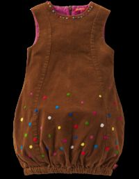 Oilily dress DIZZLE Dizzle410-89-6o74 € 79.90 Smarties dress Are they Smarties? No, but they look like Smarties! This balloon-shaped dress is made from soft corduroy with brightly coloured needlepoint. Every single one is hand-embroidered.