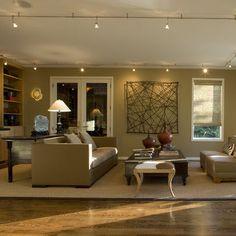 21 best home track lighting images on pinterest lamps light modern livingroom track lighting httplanewstalkthe home aloadofball Gallery