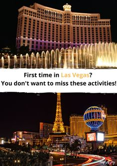 Going to Las Vegas? These are the best first time Las Vegas tips. What to see and do in Las Vegas. Las Vegas Tips, Las Vegas Vacation, Cheap Vegas Trip, Us Travel, Travel Tips, Vegas Shows, City Break, Outdoor Travel, Big Ben