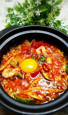 백종원 순두부찌개 만들기! 이거야말로 짱 맛있는 강추레시피다! 순두부찌개 양념장만 만들어 놓으면 그 다... K Food, Food Menu, Korean Food, Recipe Collection, Soups And Stews, Tofu, Chili, Curry, Food And Drink