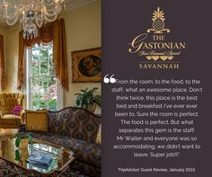 Luxury Boutique Bed and Breakfast in Savannah Best Bed And Breakfast, Ever And Ever, Best Rated, Be Perfect, Savannah Chat, Travel Ideas, Trip Advisor, Luxury, Places