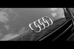 Audi Logo | audi logo wallpaper black and white