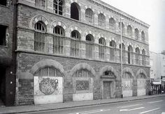 The Old Carriage Works. Bristol.
