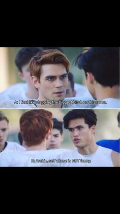 Rinerdale Insta account: _bugheadaus__ & Yassssss Meme & Rinerdale Insta account: _bugheadaus__ The post Rinerdale Insta account: _bugheadaus__ appeared first on Gag Dad. The post Rinerdale Insta account: _bugheadaus__ & appeared first on Riverdale Memes. Riverdale Quotes, Riverdale Funny, Bughead Riverdale, Funny Texts, Funny Jokes, Hilarious, Funny Shit, Teen Wolf, Riverdale Characters
