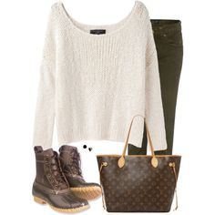"""""""Army green pants"""" by tex-prep on Polyvore"""