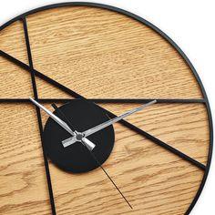 Modern Kitchen Wall Decor, Kitchen Wall Clocks, Modern Bedroom Decor, Modern Wall, Modern Decor, Antique Wall Clocks, Rustic Wall Clocks, Wooden Clock, Rustic Walls
