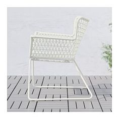 ikea fan favorite h gsten armchair hand woven plastic. Black Bedroom Furniture Sets. Home Design Ideas