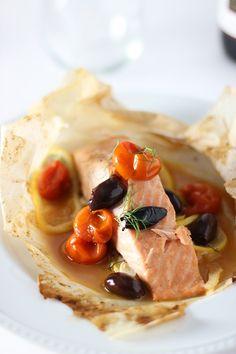 5 Fish en Papillote Recipes - Foodista.com