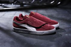 PUMA Suede Wrap Sneaker ABC Mart Exclusive