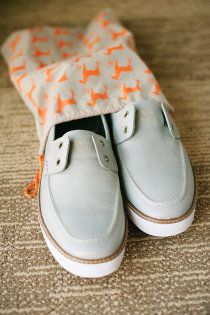 Relaxed Groom Shoes