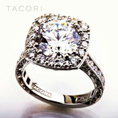 Tacori! PERFECTION. Can I just have this right now.