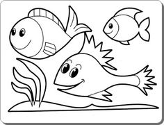 happy fish animal printable coloring pages can be printed and is a great free printable item if you like printable animal coloring pages then check out our