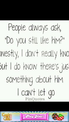 Yep! And it's hard when he doesn't text you back.....