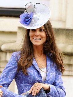 Kate Middleton chapeau