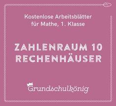 785 best Rechnen images on Pinterest | Education, Elementary schools ...