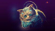 alicia en el pais de las maravillas gato png - Buscar con Google