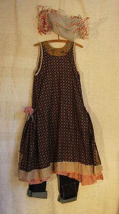 Greta dress by Tina Givens