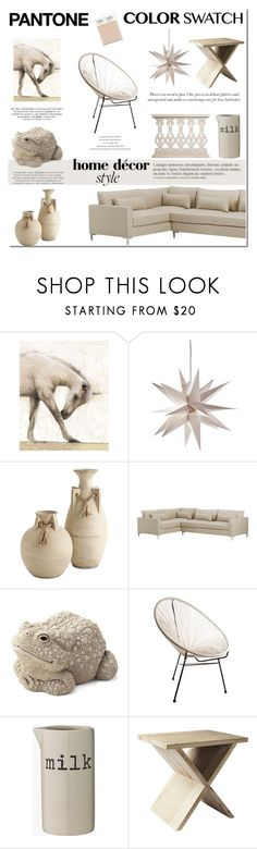 """""""Pantone Color Swatch"""" by mada-malureanu ❤ liked on Polyvore featuring interior, interiors, interior design, home, home decor, interior decorating, Grandin Road, Anja, Serena & Lily and DwellStudio"""