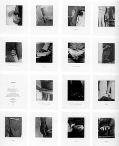 Her work is so beautiful it pains me! I adore Lorna Simpson! Instagram Design, Instagram Grid, Photography Exhibition, Film Photography, Graphisches Design, Graphic Design, Book Design, Mise En Page Portfolio, Duane Michals