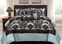 Love this comforter set from eBay! (Plus a twitter party with eBay gift cards!)