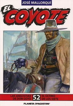 Las angustias de don Goyo. Ed. Planeta DeAgostini, 2003. (Col. El Coyote ; 52)