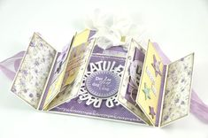 Cathrine heart: Tutorial on folded cards Papirdesign Fancy Fold Cards, Folded Cards, Dere, Pocket Letters, Happy Mail, Pop Up Cards, Scrapbooks, Cardmaking, Birthdays