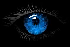 Pctures of Eyes Graphics.com | Ojo Informatico, Technologic Eye, Vector wallpaper download