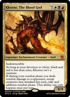 Warhammer in Magic the Gathering