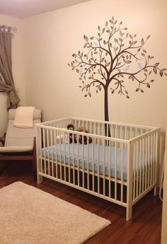 Shop our selection of beautiful tree decals and branch wall decals for nursery wall and kids room. Proudly made in Canada! Removable Vinyl Wall Decals, Custom Wall Decals, Bird Nursery, Nursery Wall Decals, Wall Murals Canada, Personalized Wall Decals, Tree Decals, Spring Tree, Cute Birds