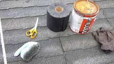 Here's a video on how I did a quick repair job on our asphalt shingle roof. I used roofing mesh and plastic roofing cement. Disclaimer: All products used in ...
