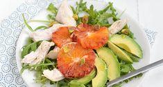 salade bloedsinaasappel