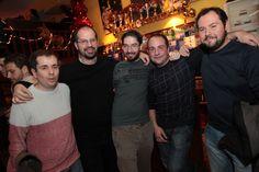 El Cuento Bar con amigos. Fiestas