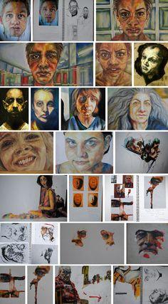 Art school portfolio examples | art prof: visual art essentials.