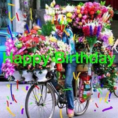 Happy Birthday To You. You Are As Beautiful And Amazing As These Lovely,Pretty Flowers.Enjoy Your Day,My Wonderful Friend. Funny Happy Birthday Meme, Happy Birthday Sister, Happy Birthday Quotes, Happy Birthday Images, Happy Birthday Greetings, Birthday Messages, Birthday Pictures, Birthday Greeting Cards, Birthday Fun