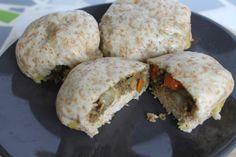 Zelf een gezond broodje bapao maken. Gezond, maar het smaakt wel echt als een broodje bapao!