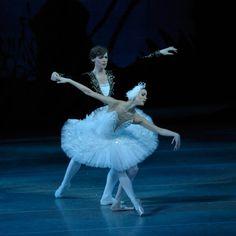 Alina Somova and Vladimir Shklyarov  Mariinsky Ballet – Swan Lake – Washington
