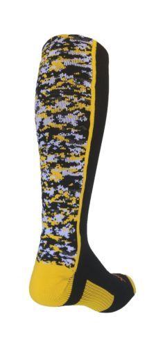 Reebok CrossFit Mens Printed Knee High Sock Svart | Reebok