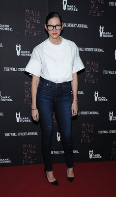 Jenna Lyons Photos: 'Boyhood' Screening in NYC
