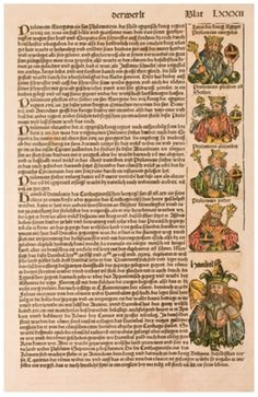 germany grunenberg and lucas cranach the elder passional christi und antichristi 1521 the. Black Bedroom Furniture Sets. Home Design Ideas