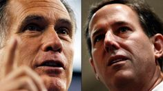 Romney blasts Santorum for 'dirty trick' calls to Michigan Dems encouraging vote in GOP primary Michigan, February, Fox, Politics, Game, News, Venison, Games, Gaming