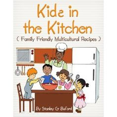 #Book Review of #KidsintheKitchen from #ReadersFavorite…