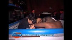 Quatro são presos em refinaria de drogas na Rocinha (RJ) - Vídeos - R7