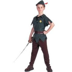 Toddler Disney Peter Pan Costume --- http://nuff.us/.i