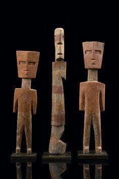 Ada figures, Togo http://www.tribal-art-auktion.de/en/home/