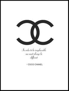 fashion poster Coco Chanel Different Art Chanel, Chanel Wall Art, Chanel Print, Chanel Decor, Chanel Perfume, Coco Chanel Wallpaper, Chanel Wallpapers, Wallpaper Schwarz, Chanel Poster