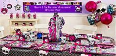 monster high party ideas - Bing Images