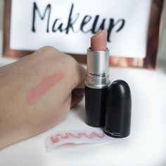 MAC Fleshpot Lipstick Post has just been updated!  #lipstick #MAC #lipstick #maclipstick #macfleshpot #beauty #blogger #bbloggers #bblogger #beautyblogger #makeup #instabeauty #cosmetics