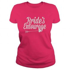 Awesome Tee Brides Entourage TShirt T shirts